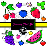Summer Fruit Digital Set