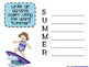 Summer Fun Activities and Centers