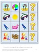 Summer Beach, Interactive File Folder Games, Summer Review, Special Education