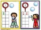 Summer Fun Blowing Bubbles 1 to 10 Counting Cards