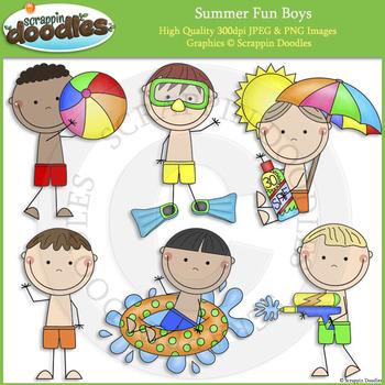 Summer Fun Boys & Girls