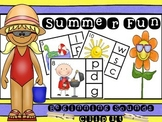 Summer Fun Clip It Beginning Sounds