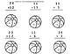 Summer Fun First Grade Math Review