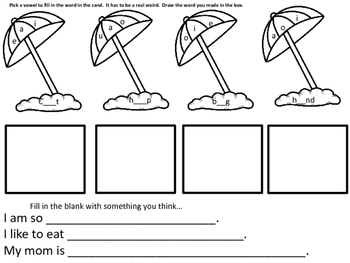 Summer Fun Literacy Skills