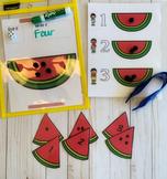 Summer Fun Math Activities