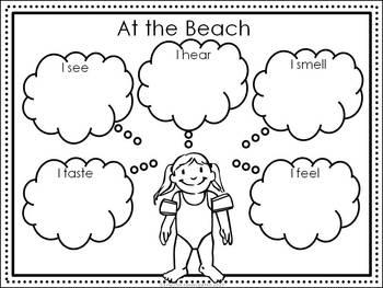 Summer Fun Math and ELA Packet