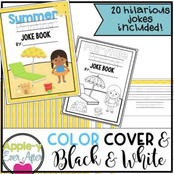 Summer Fun PRINTING Joke Book