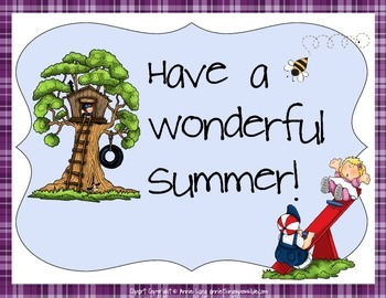 Summer Fun Pack With Creative Book