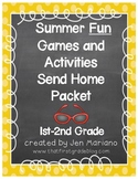 Summer Fun Packet (Grades 1-2)