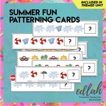 Summer Fun Patterning Cards