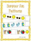Summer Fun Patterns