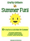 Summer Fun Printable Bundle