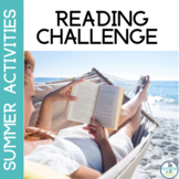 End of Year: Summer Reading!