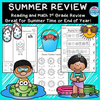 End of Year Activities / Summer Review