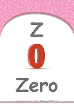 Summer Fun - Shapes : Letter Z : Zero -              Pre-Nursery (1 year old)