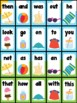 Summer Fun Sight Word Bingo