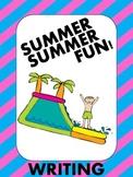 Summer Fun Visualizing