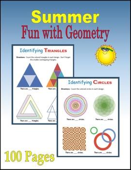 Summer Fun with Geometry