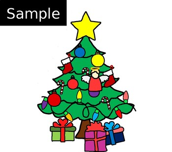 Free Clip Art Christmas Set (Editable on PowerPoint)