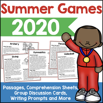 Summer Games 2016 - Informational Passages