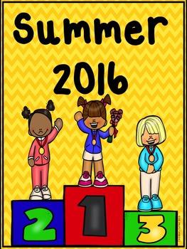 Summer 2016, NO PREP, Go USA!