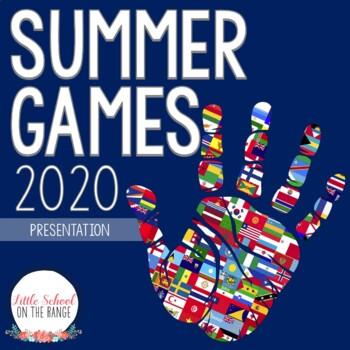Summer Olympics 2020 Presentation