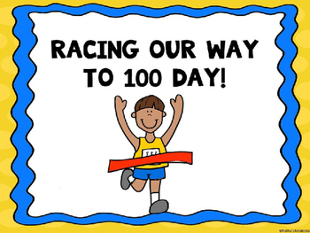 Summer Games/Sports Racing Our Way To 100 Day FREEBIE