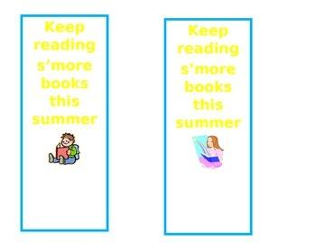 Summer Gift Book Marks