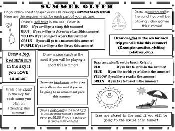 Summer Glyph