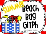 Summer Glyph - Beach Bag Glyph