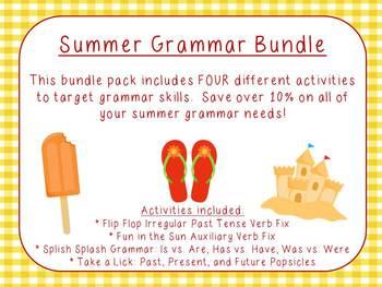 Summer Grammar Bundle