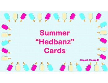 graphic regarding Hedbanz Cards Printable titled Hedbanz Worksheets Schooling Supplies Lecturers Spend Academics