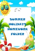 Summer Holidays Pack