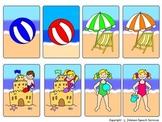 Summer Holideck for Receptive/Expressive Language Development