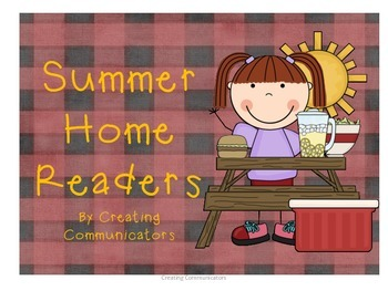 Summer Home Readers