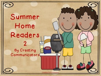 Summer Home Readers Part 2