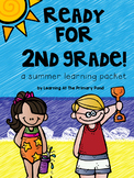 Summer Homework Packet for Rising Second Graders (who have completed 1st grade)