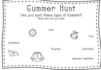 Summer Hunt