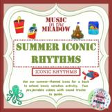 Summer Iconic Rhythm Activity
