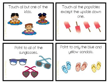 Summer Inclusion & Exclusion Terms