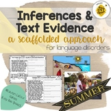 Summer Inferences & Text Evidence