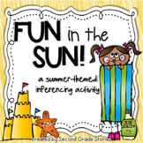 Summer Inferencing ~ Fun in the Sun!