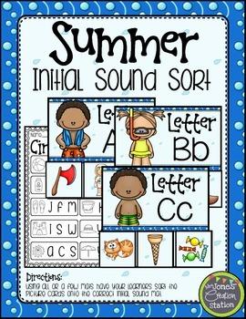 {Summer} Initial Sound Center