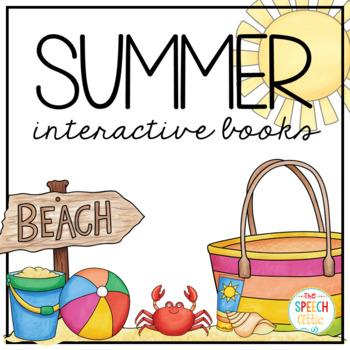 Summer Interactive Book Bundle