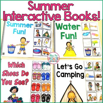 Summer: Interactive Books