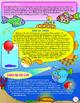 Summer Into the Sea Activities Grades 1-3