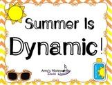 Summer Is Dynamic!