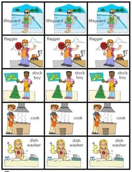 Summer Job:  fractions, decimals, percents