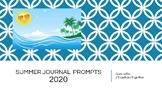 Summer Journal 2018