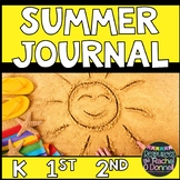 Summer Journal Writing Prompts (K-2)